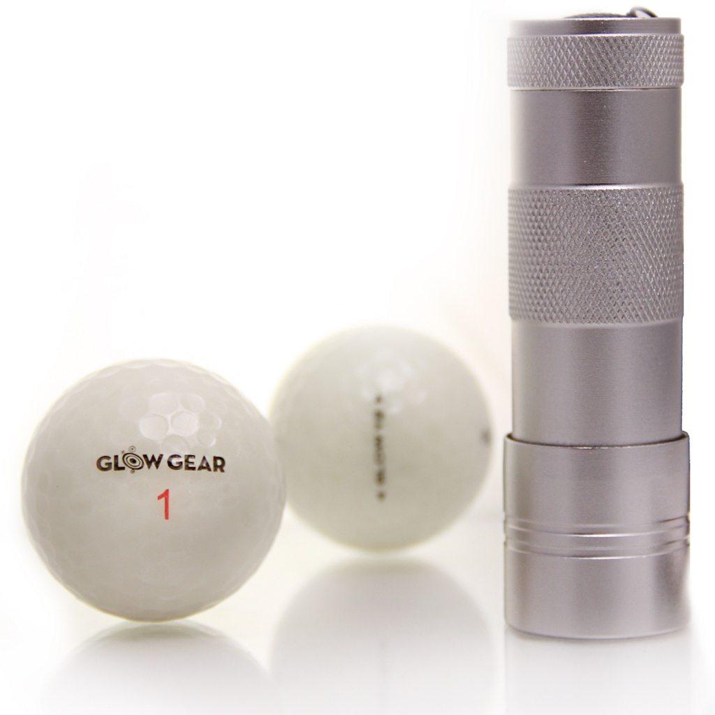 glowv2 night golf balls glowgear night golf