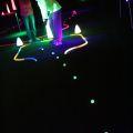 Glow putting