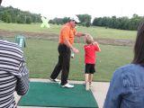 Junior golf instrucion