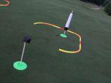 Golf target lights