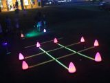 night time glow golf games