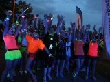 glow running