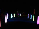 Glow in the dark run