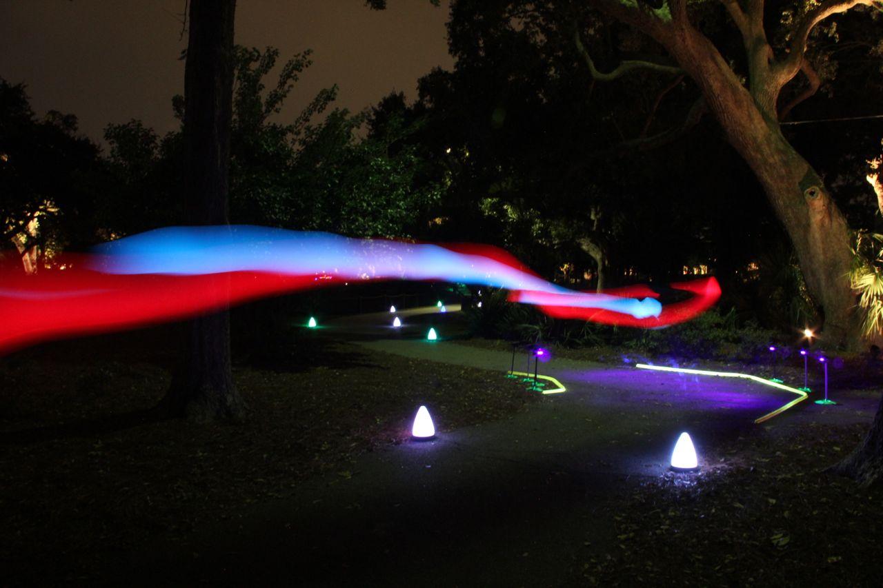 glow lighting equipment