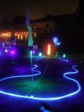 glow mini putt