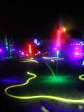 golf games at night