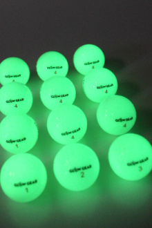 bright night golf balls