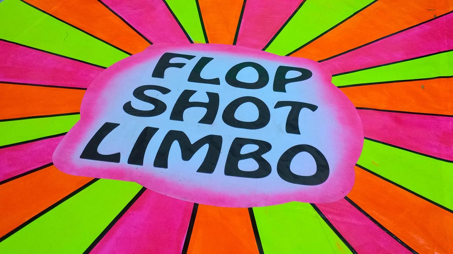flop shot wall