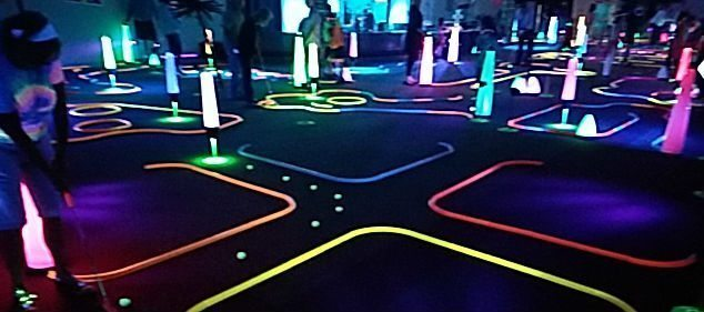 games you can play with putting tracks
