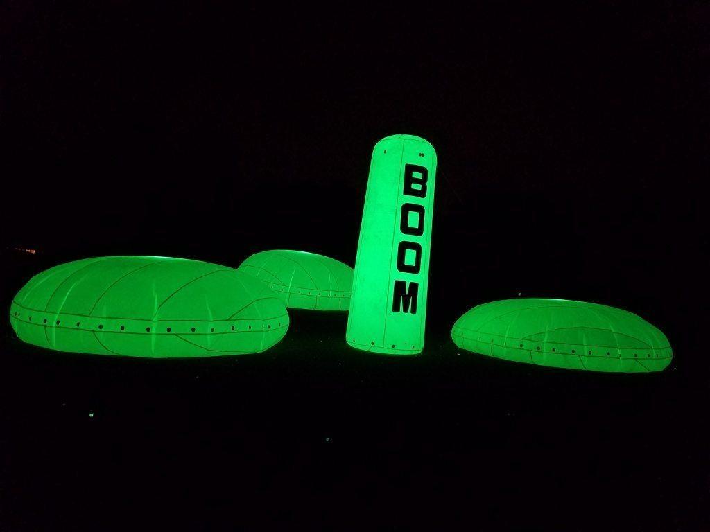 night golf boom target
