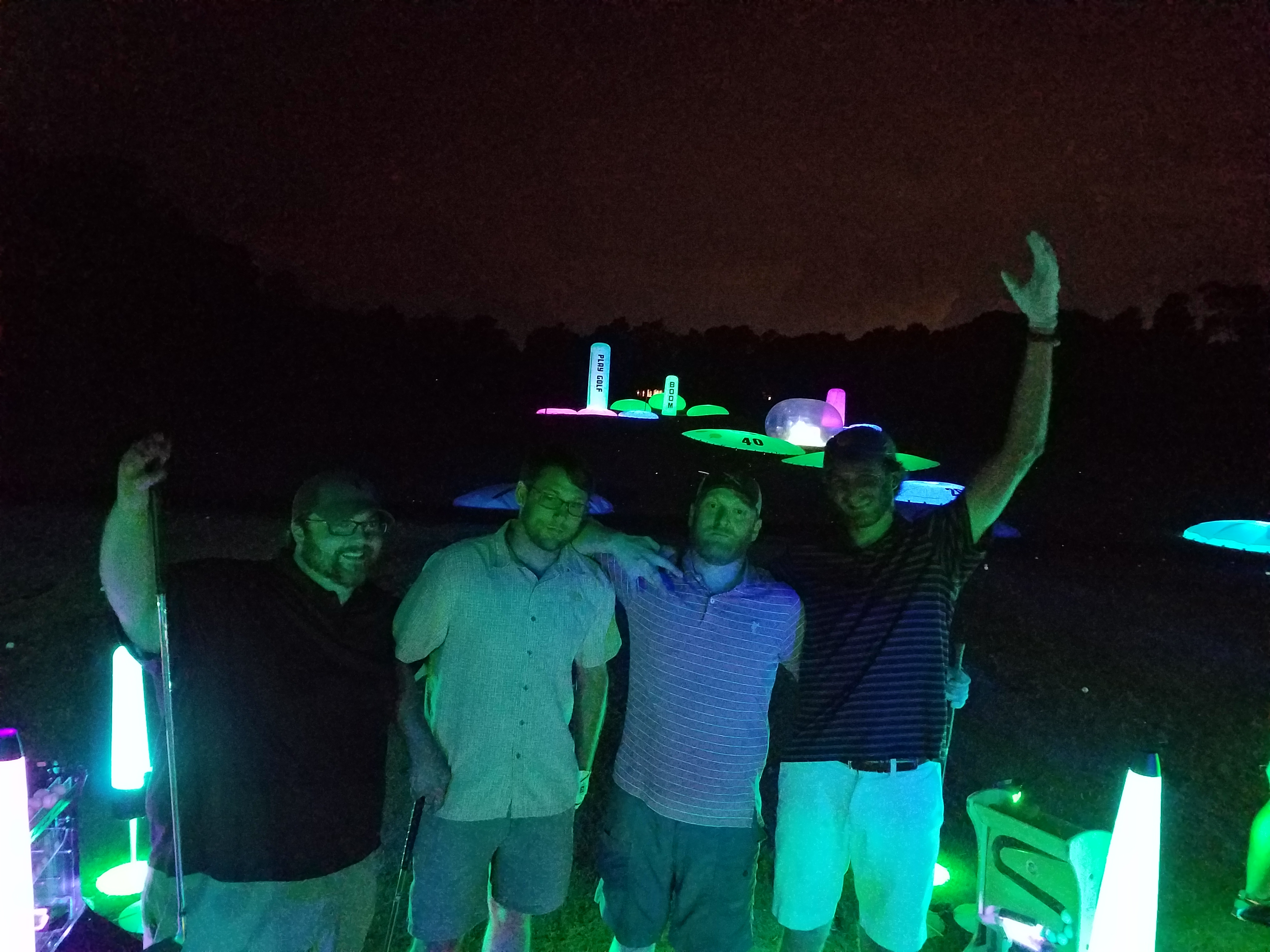 glow golf timber creek