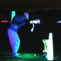 how to play night golf