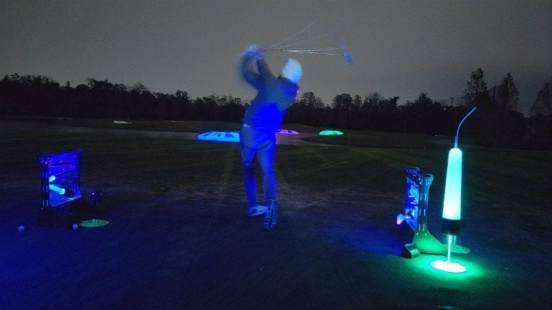 cool golf shots