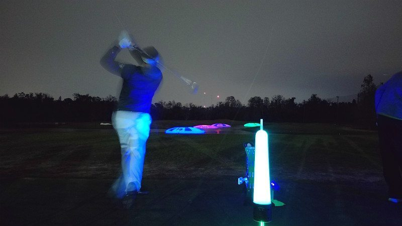 target night golf