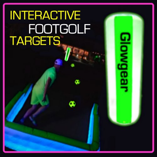 Footgolf targets 1