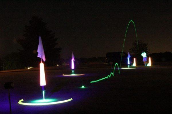 night golf balls