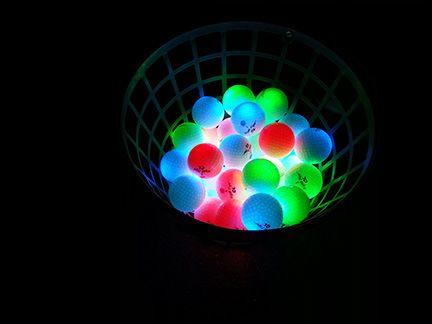 Night eagle CV bucket of balls