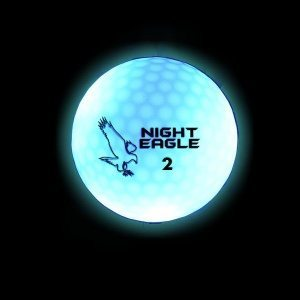 Night Eagle CV LED Golf Ball - BLUE