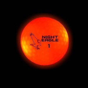 Night Eagle LED Golf Ball - RED