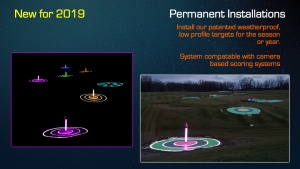 night target golf systems