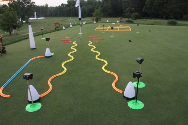 try the best office golf track in golf