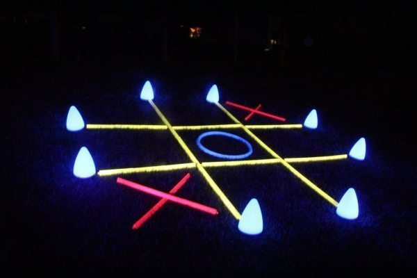 tic tac toe golf