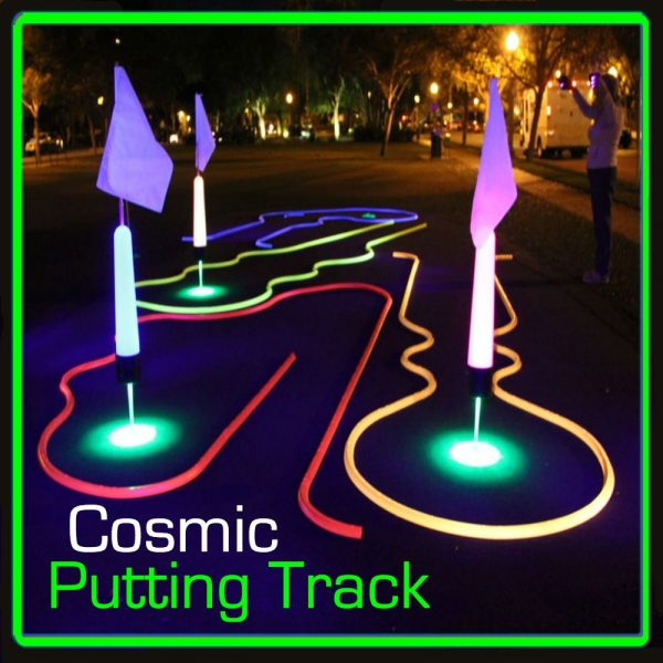 Putting track 1