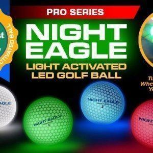 Night Eagle CV LED Golf Balls