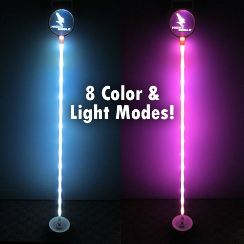 PREMIER SERIES - Putting Pin Flag Light Color Changing